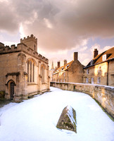 © Kingsley Singleton Stamford Living St Georges Church Dec 16